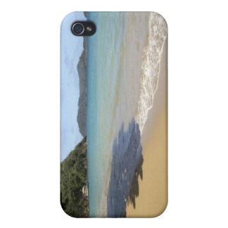 Caribbean - Tobago - Beach along Atlantic iPhone 4/4S Cases
