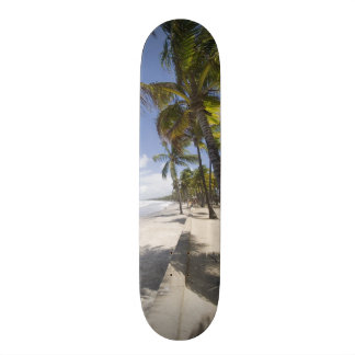 Caribbean - Trinidad - Manzanilla Beach on Skate Boards