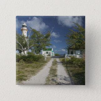 Caribbean, TURKS & CAICOS, Grand Turk Island, 3 15 Cm Square Badge