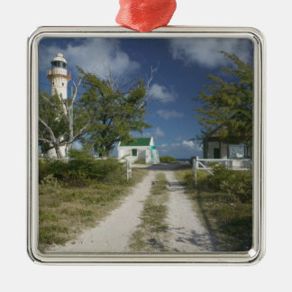 Caribbean, TURKS & CAICOS, Grand Turk Island, 3 Christmas Ornament