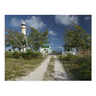 Caribbean, TURKS & CAICOS, Grand Turk Island, 3 Postcard
