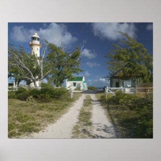Caribbean, TURKS & CAICOS, Grand Turk Island, 3 Poster