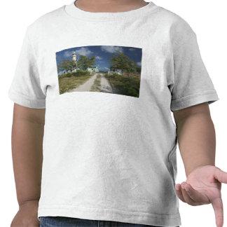 Caribbean, TURKS & CAICOS, Grand Turk Island, 3 Tee Shirt