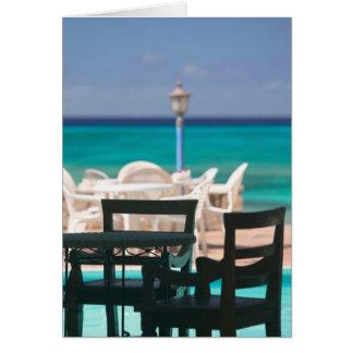 Caribbean, TURKS & CAICOS, Grand Turk Island, Card