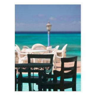 Caribbean, TURKS & CAICOS, Grand Turk Island, Postcard