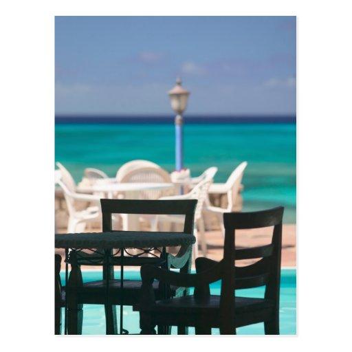 Caribbean, TURKS & CAICOS, Grand Turk Island, Post Card