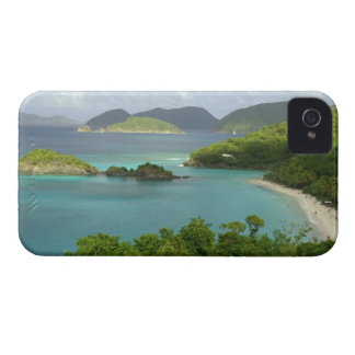 Caribbean, U.S. Virgin Islands, St. John, Trunk 2 iPhone 4 Case-Mate Cases