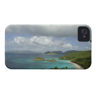 Caribbean, U.S. Virgin Islands, St. John, Trunk 3 iPhone 4 Case-Mate Case