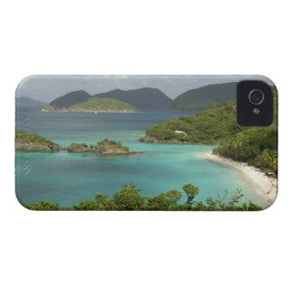 Caribbean, U.S. Virgin Islands, St. John, Trunk iPhone 4 Case-Mate Cases