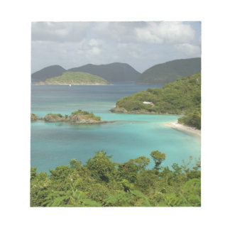 Caribbean, U.S. Virgin Islands, St. John, Trunk Notepad