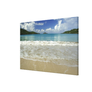 Caribbean, U.S. Virgin Islands, St.Thomas, 3 Canvas Print