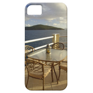 Caribbean, U.S. Virgin Islands, St. Thomas. View iPhone 5 Cases