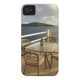 Caribbean, U.S. Virgin Islands, St. Thomas. View iPhone 4 Case-Mate Case