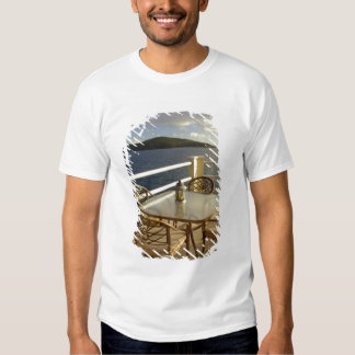 Caribbean, U.S. Virgin Islands, St. Thomas. View Tshirts