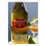 Caribbean, Virgin Islands. Cruzan Estate Dark Greeting Card