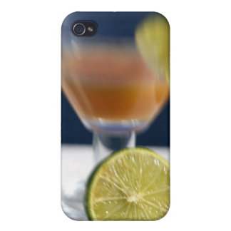 Caribbean, Virgin Islands. Tropical rum punch, iPhone 4/4S Covers