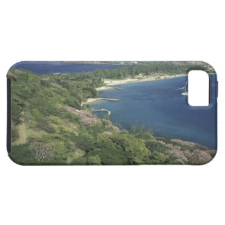 Caribbean, West Indies, St. Lucia. View of iPhone 5 Cover