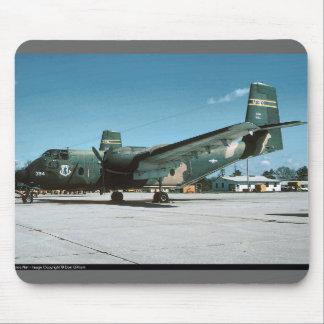 Caribou Aircraft Mouse Mat