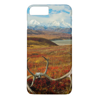 Caribou Antlers On The Alaskan Tundra iPhone 8 Plus/7 Plus Case