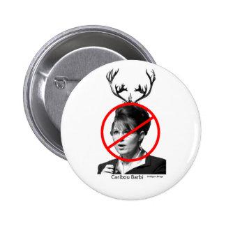 Caribou Barbi_Button 6 Cm Round Badge