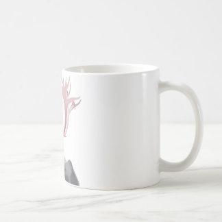 CARIBOU BASIC WHITE MUG