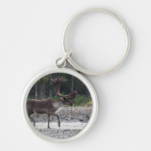 caribou keychains