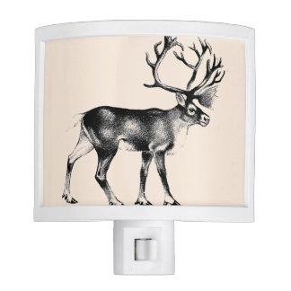 Caribou Night Lights