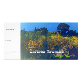 Caribou Townsite Photo Cards