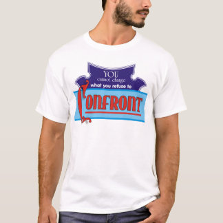 Caricature and Quote T-Shirt