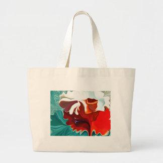 Caricature Jumbo Tote Bag