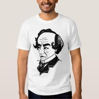 Caricature Benjamin Disraeli Tshirts