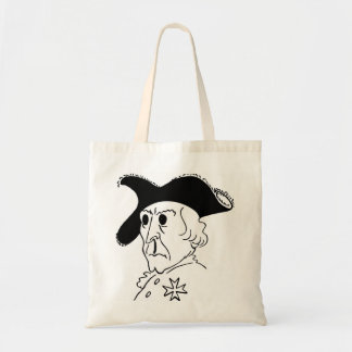 Caricature Frederick the Great Bags