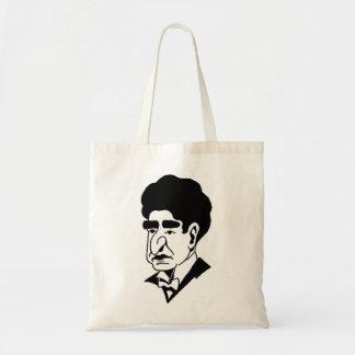 Caricature Josef Lhevinne Tote Bags