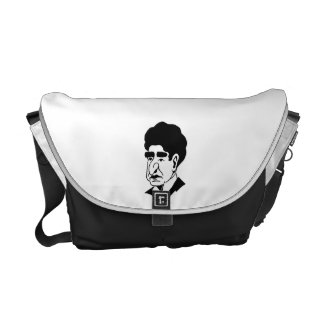 Caricature Josef Lhevinne Commuter Bags