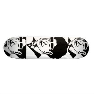 Caricature Josef Lhevinne Skate Board Decks