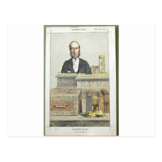 Caricature of John George Dodson M.P. James Tissot Postcard