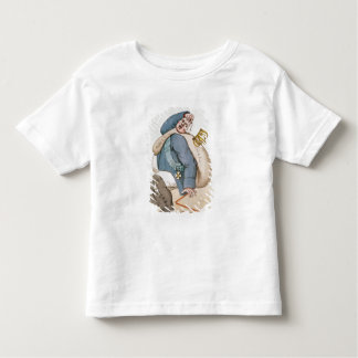 Caricature of Louis XVIII  1815 Toddler T-Shirt
