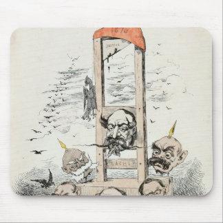 Caricature of Napoleon III  Otto Mouse Mat