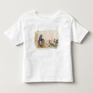 Caricature of the Assembly of Notables Toddler T-Shirt