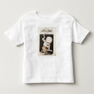 Caricature of Victor Hugo Toddler T-Shirt