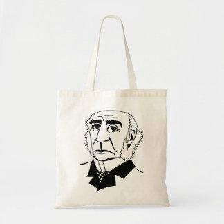 Caricature William Gladstone Bag