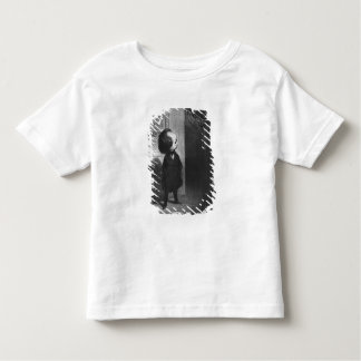 'Caricatures du jour', caricature of Victor Hugo Toddler T-Shirt