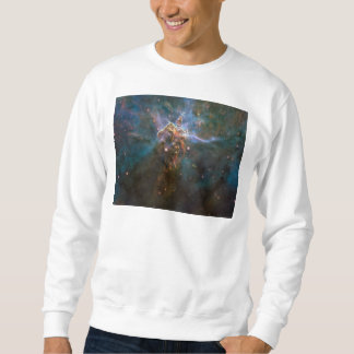 Carina Nebula 20 Years of Hubble Astronomy clothes Sweatshirt