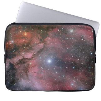 Carina Nebula around the Wolf–Rayet star WR 22 Laptop Sleeve
