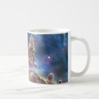 Carina Nebula by the Hubble Space Telescope Coffee Mug