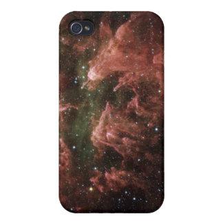 Carina Nebula Cover For iPhone 4