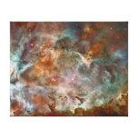Carina Nebula Dark Clouds