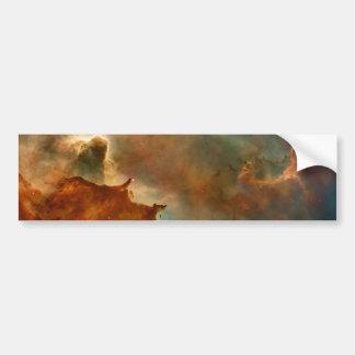 Carina Nebula Detail Bumper Stickers
