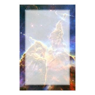Carina Nebula (Hubble Telescope) 14 Cm X 21.5 Cm Flyer