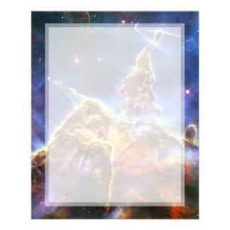 Carina Nebula (Hubble Telescope) Custom Flyer